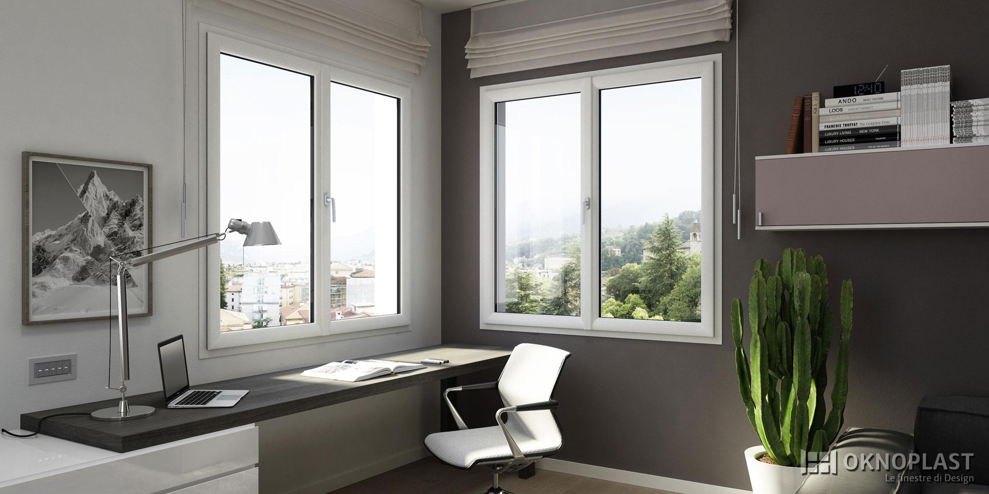Con Prolux avrai tanta luce naturale in più rispetto a una normale finestra in pvc